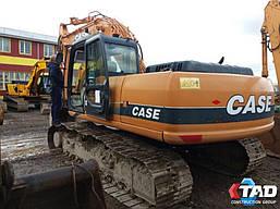 Гусеничний екскаватор Case CX210 (2004 р), фото 2