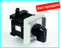 Переключатель фаз фаз Spamel SK40-2.866|0-1-0-2-0-3  40А