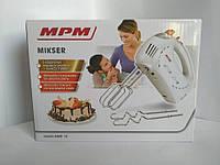 Миксер MPM MMR-15 300 Вт