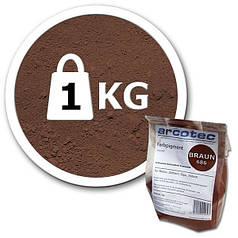 Пигмент для бетона Arcotec коричневый 1 кг