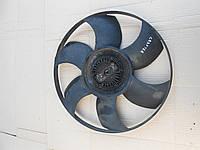 Вентилятор радиатора вискомуфта на Volkswagen Crafter Крафтер 2.5