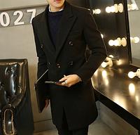 Мужское пальто. Модель 61566, фото 3