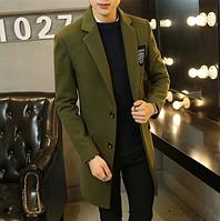 Мужское пальто. Модель 61566, фото 6