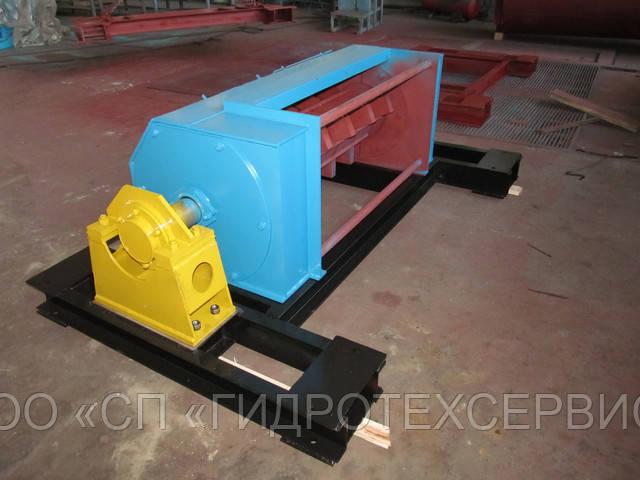 Дробилки шлаковые ДШ-12 с турбоприводом
