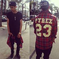 Рубашка стильная | Pyrex 23 logo