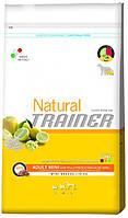 Корм для мини-собак Trainer Natural Adult Mini Chicken, Rice & Aloe Vera