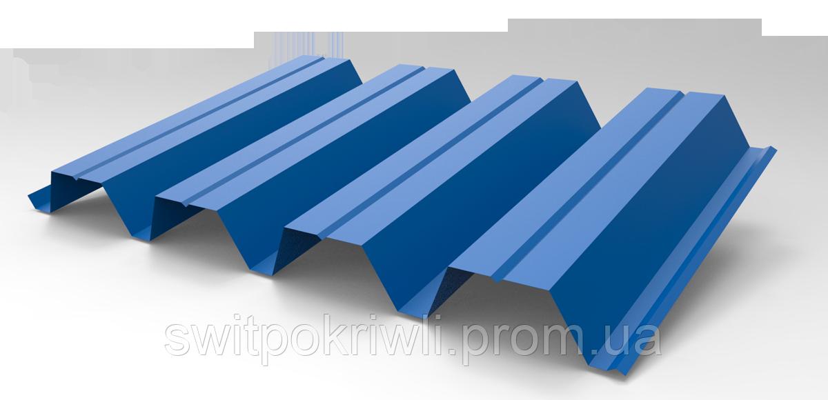 Металлопрофиль (профнастил) ПН-75