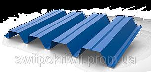 Металлопрофиль (профнастил) ПН-75, фото 2