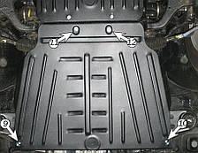 Защита двигателя SsangYong Actyon (с 2006--) Полигон-Авто