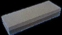 Брусок абразивний, 150 мм двохсторонній, фото 1