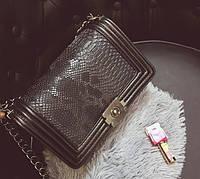 Женская сумка клатч Шанель - Бой!