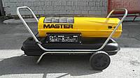 Дизельная тепловая пушка Master B 100 CED (Б У, 29 кВт, прям.нагр.)