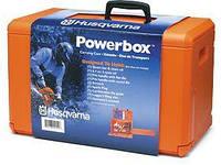 Коробка Husqvarna для хранения бензопилы