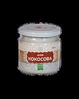 Нерафинированое кокосовое масло холодного отжима, 180мл, для внутреннего и внешнего применения
