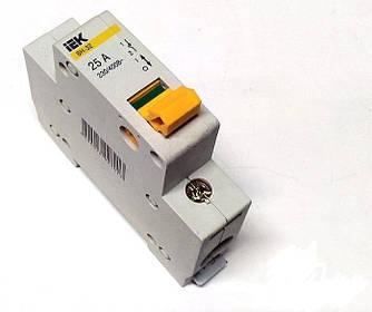 Выключатель нагрузки ВН-32 1Р 32А ИЭК