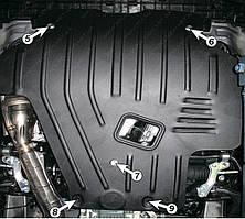 Защита двигателя Subaru Impreza (с 2008--) Полигон-Авто