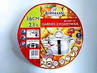 Кастрюля Bohmann BH 2427-16 16 см., фото 1