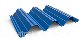 Металлопрофиль (профнастил) ПН-100, фото 2