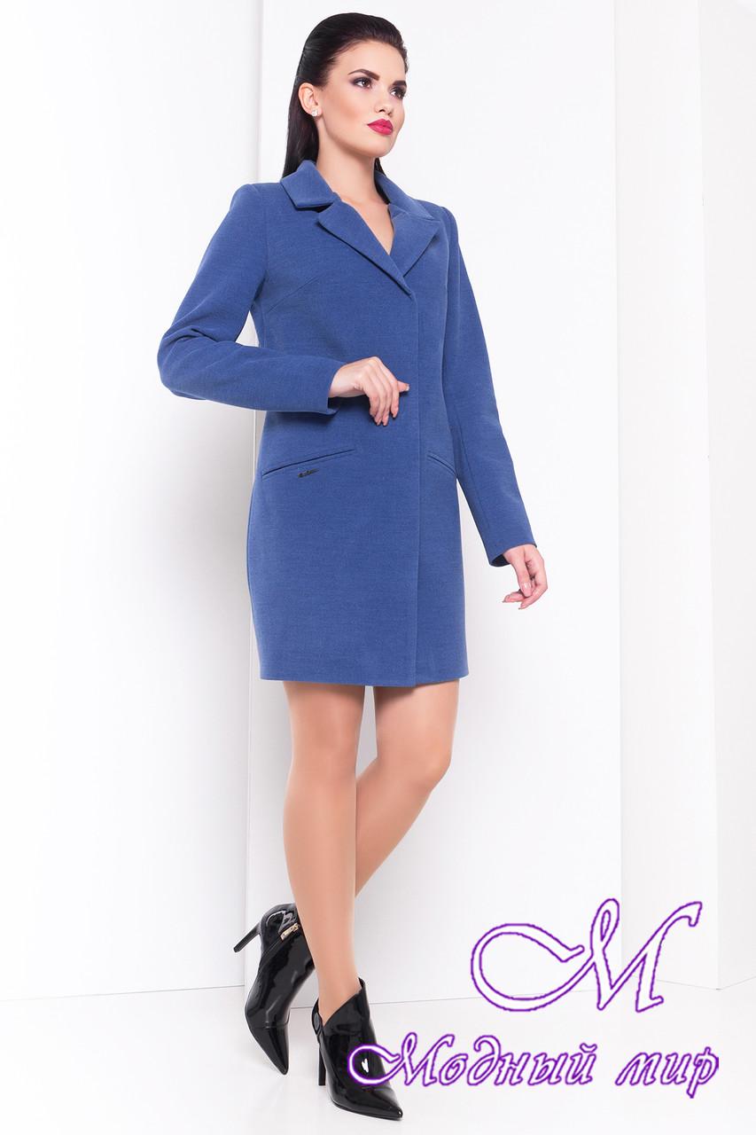 Красивое женское осеннее пальто (р. S, M, L) арт. Ками 9750