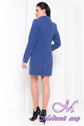 Красивое женское осеннее пальто (р. S, M, L) арт. Ками 9750, фото 2