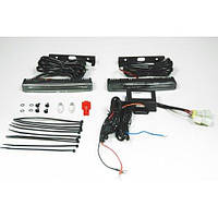 Денні ходові вогні Philips 12825WLEDX1 LED DayLight Guide 12V 6W