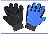 Перчатки для ухода Собак и кошек.