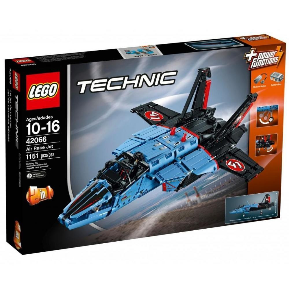 LEGO Technic Сверхзвуковой истребитель (42066), фото 1