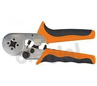 Клещи для опрессовки штекеров NEO Tools 01-507