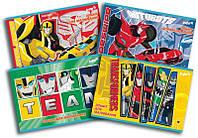 Альбом для рисования Kite Transformers, 12 листов