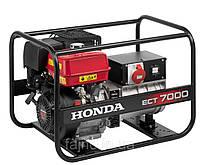 Трехфазный генератор Honda ECT7000 (7,0 кВА, 3 фазы)