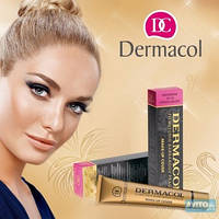 Dermacol - Легендарный тональный крем.
