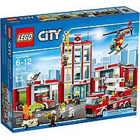 LEGO City Fire Пожарная станция (60110), фото 1