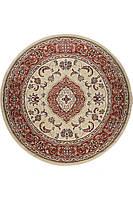 Ковер Royal Esfahan 1 2222A Cream Rose Krug