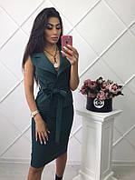 Женский костюм (42, 44)  — костюмка люкс купить оптом и в Розницу в одессе  7км