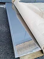 Лист Нержавеющий 2мм,  AISI 430(12Х17),  ВА+РЕ  зеркальный