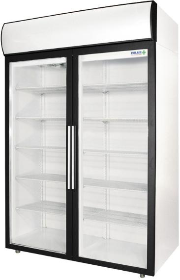 Медичний холодильна шафа Polair ШХФ-1,0 ДС