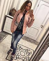 Стильная женская куртка у-75515