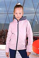 Куртка детская розовая, фото 1