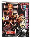 Лялька Monster High Торалей Страйп (Toralei Stripe) Вона жива Монстер Хай Школа монстрів, фото 9