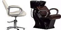 Комплект парикмахерской мебели Milano