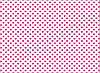 Фетр с принтом СЕРДЕЧКИ РОЗОВЫЕ, 22x30 см, корейский жесткий 1.2 мм