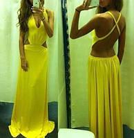 Женское платье Откровение открытая спина АКЦИЯ
