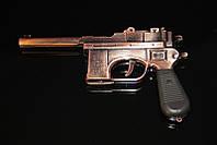 Зажигалка в виде пистолета Маузер