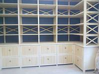 Стеллажи и мебель под ваши размері