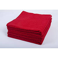 Полотенце Lotus Отель 30*50 - Красное