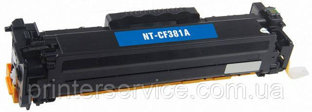 картридж G&G NT-CF381A  (аналог HP CF381A)