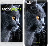 """Чехол на Xiaomi Mi Note Красивый кот """"3038u-102-744"""""""