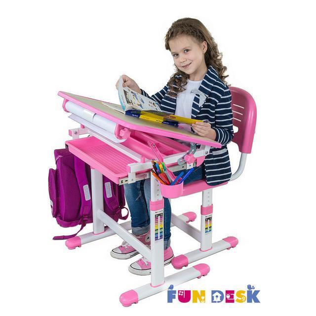 Детские парты и стулья,аксессуары и LED лампы