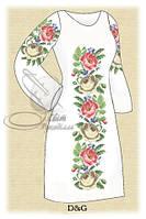 Платье женское D&G