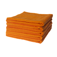 Полотенце Lotus Отель 30*50 - Оранжевое